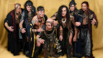 Картинка corvus corax музыка германия средневековая фолк-музыка