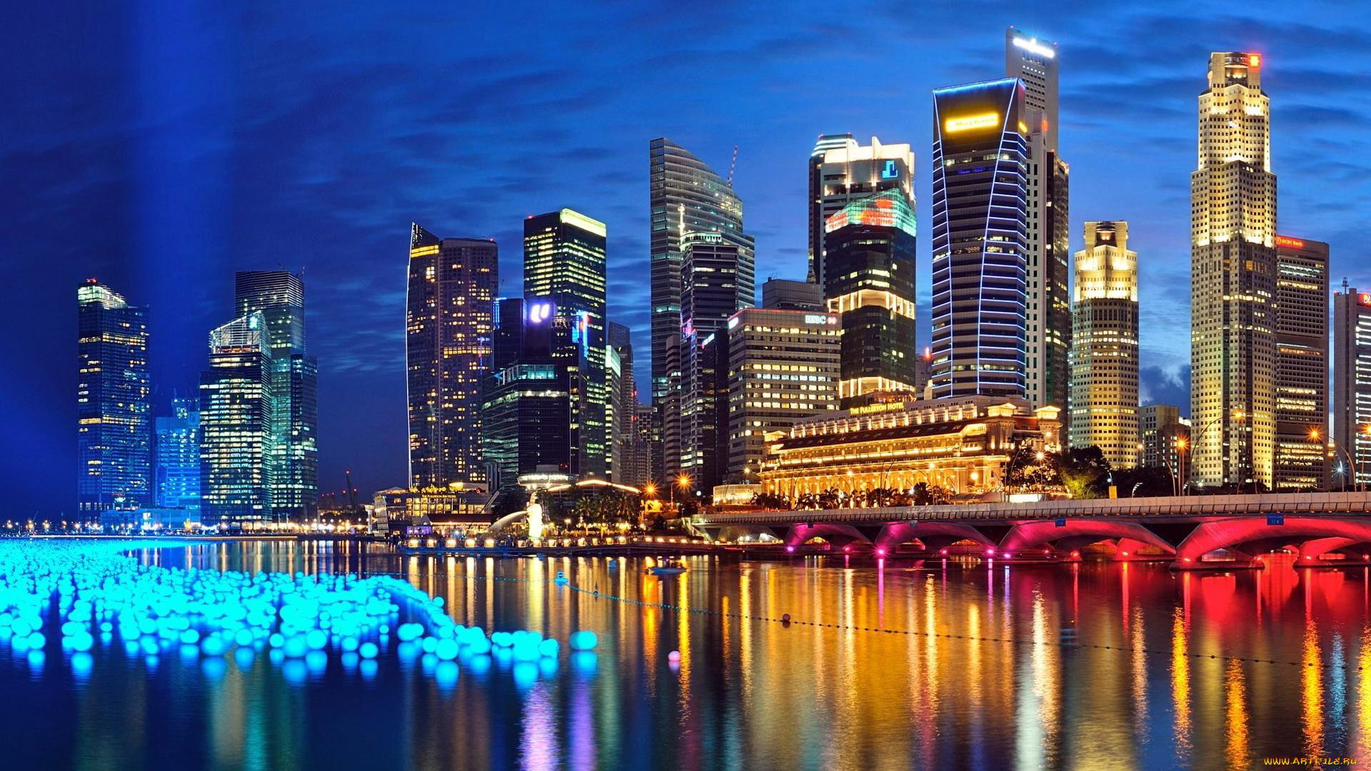 Красивые картинки городов мира на рабочий стол телефона, технологии новогодняя открытка