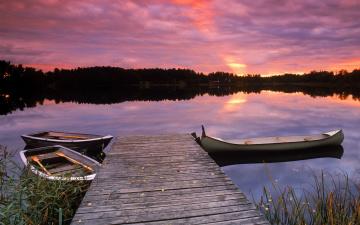 обоя корабли, лодки,  шлюпки, камыши, река, лето