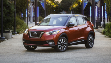 обоя nissan kicks 2018, автомобили, nissan, datsun, kicks, 2018