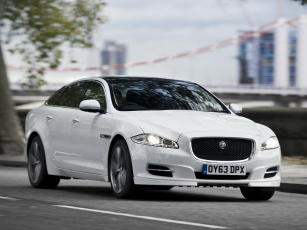 Картинка автомобили jaguar supersport xjl