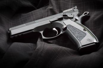 обоя cz75 sp-01 shadow target, оружие, пистолеты, ствол