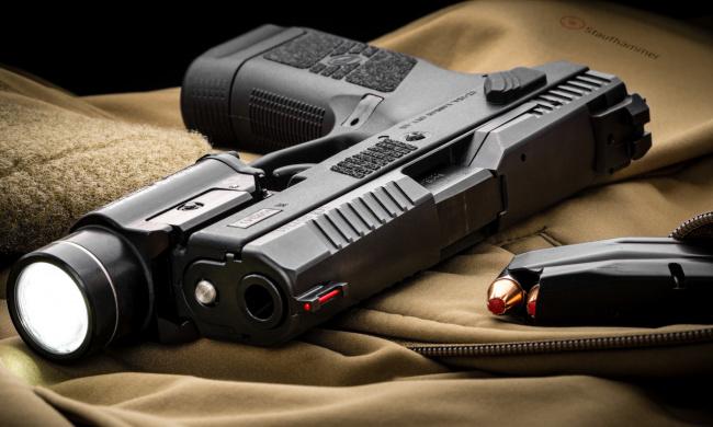 Обои картинки фото cz p-07, оружие, пистолеты, ствол