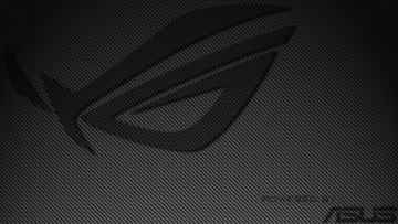 обоя компьютеры, asus, фон, логотип