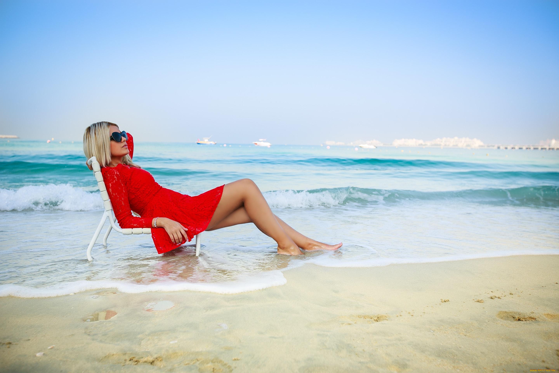самые красивые девушки мира блондинки на море в тайланде - 1