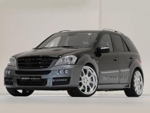 Картинка ml63 biturbo widestar автомобили brabus