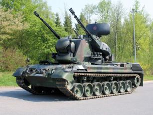 Картинка техника военная зсу гепард гусеничная бронетехника