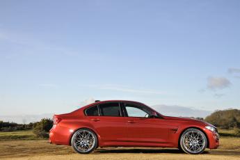 Картинка автомобили bmw m3 competition package uk-spec f80 2016г