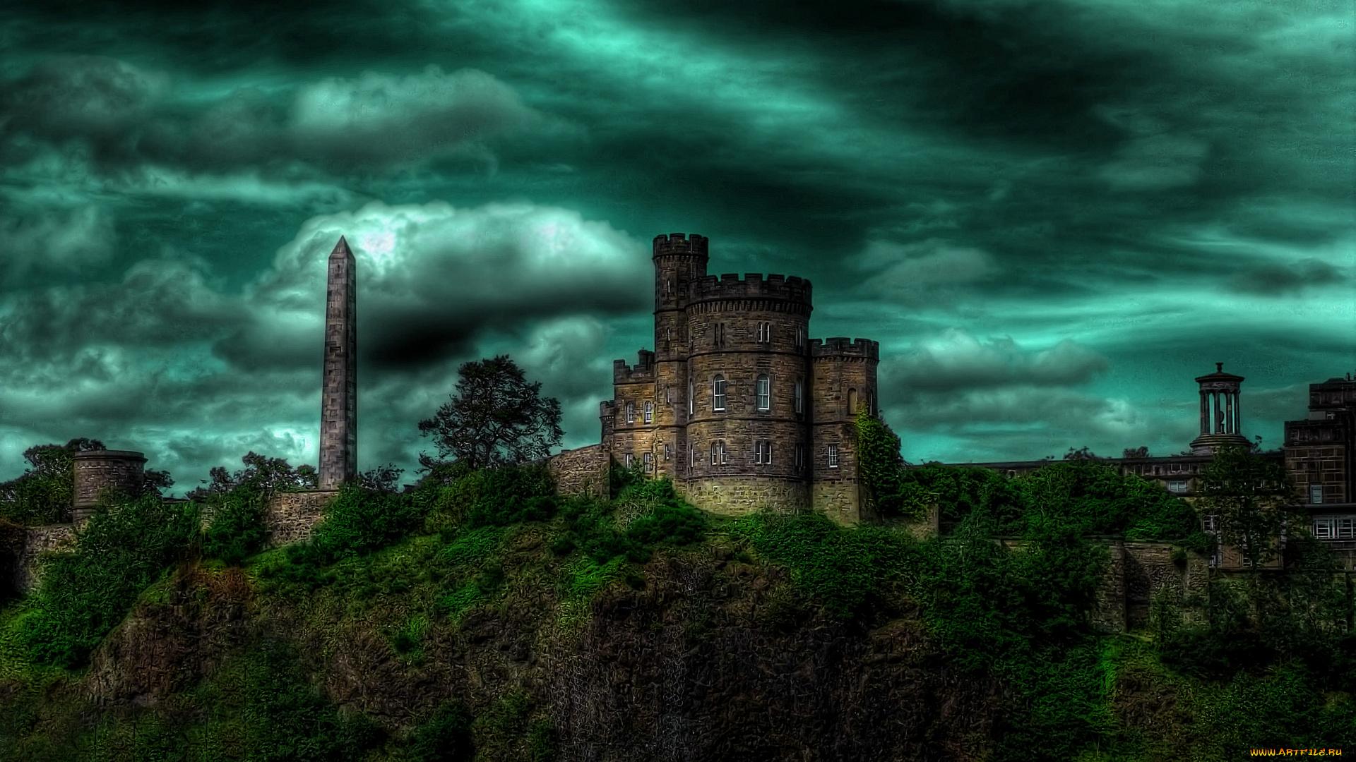 шотландия картинки в высоком разрешении