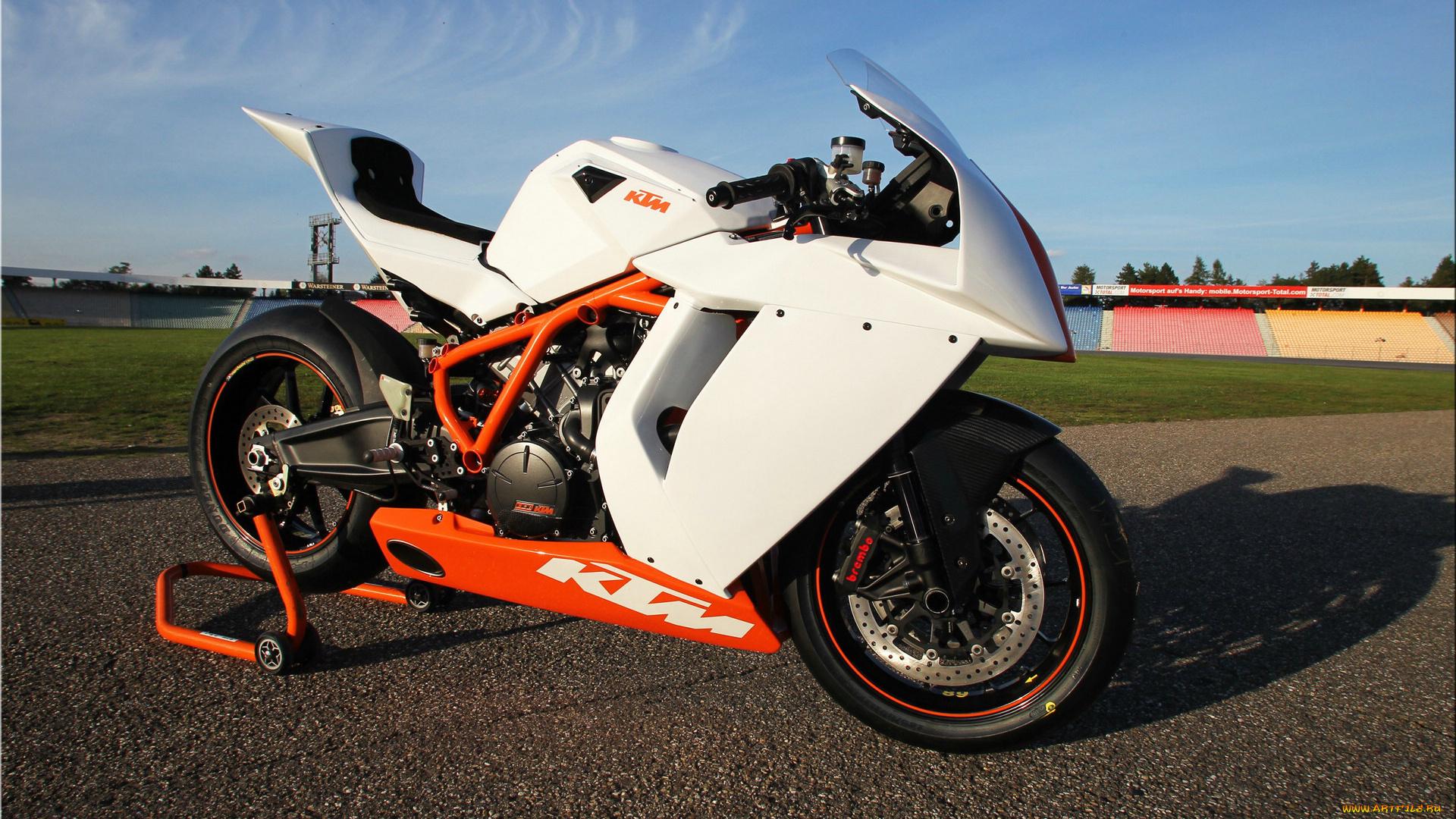 KTM 1190 RC8 R мотоцикл онлайн