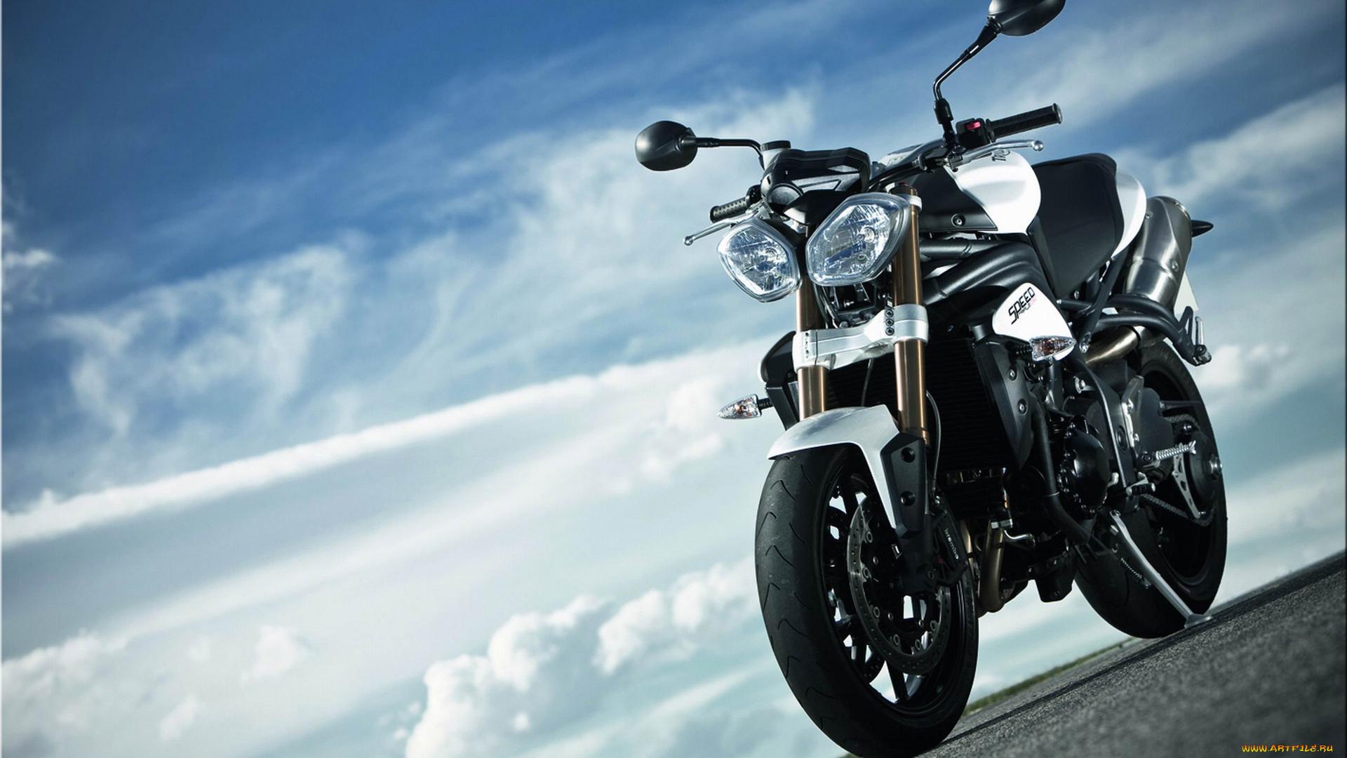 мотоциклы желтый triumph speed triple без смс
