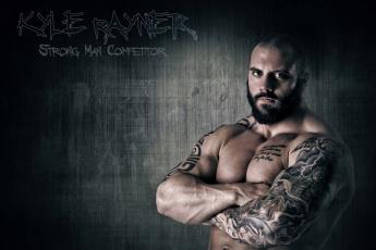 Картинка kyle+rayner мужчины -+unsort kyle rayner борода тату силач атлет