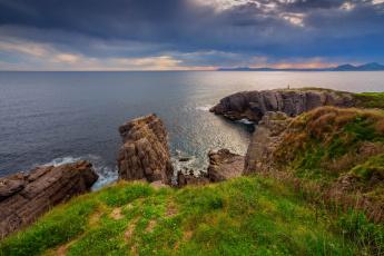 Картинка природа побережье берег море