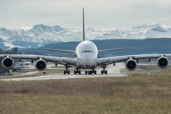 обоя авиация, пассажирские самолёты, airbus, a380, двухпалубный, широкофюзеляжный, четырехдвигательный, реактивный, самолёт, пассажирский