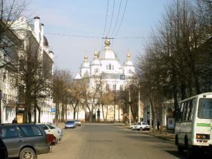 Картинка Ярославль города православные церкви монастыри