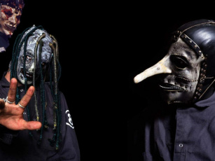 Картинка trio музыка slipknot
