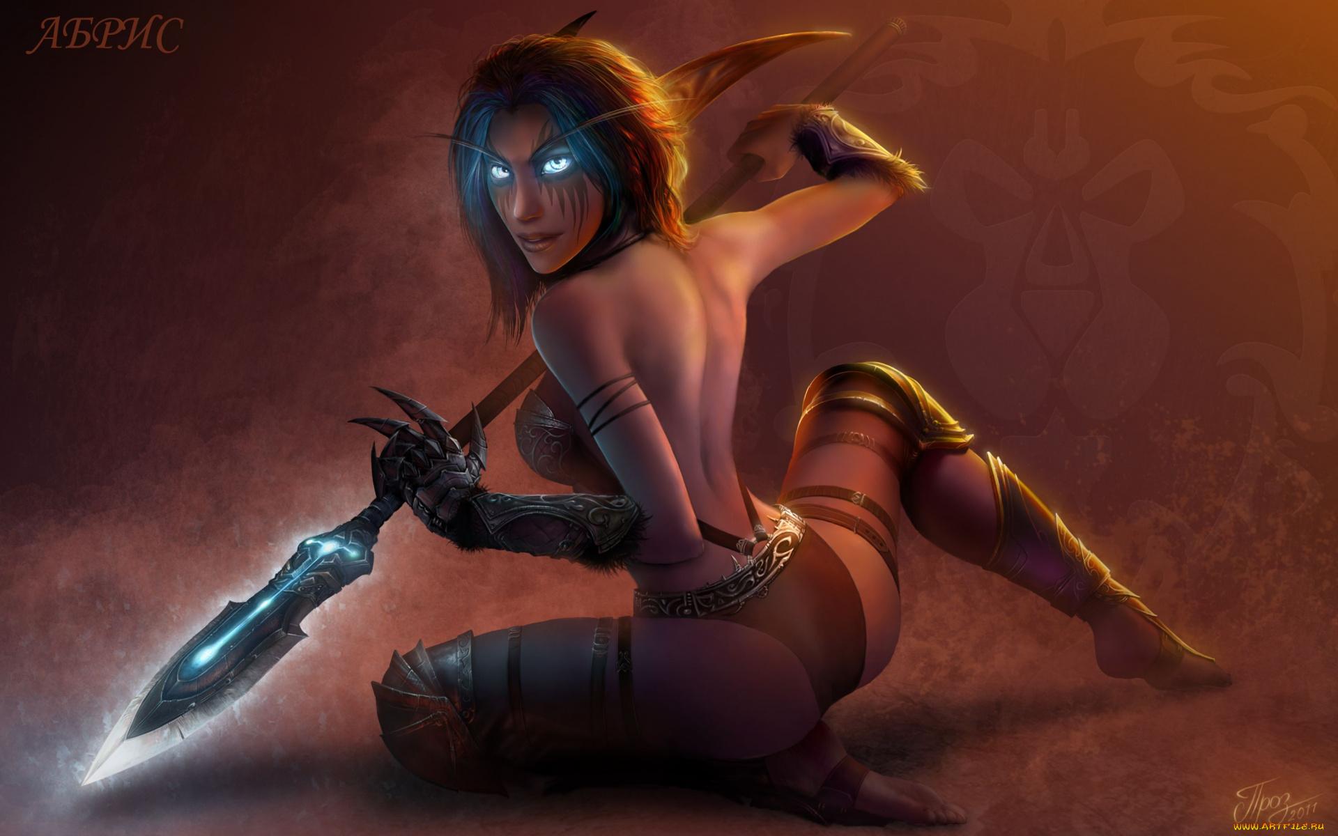 Fantasy nude elf wallpaper hentia movie