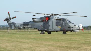 Картинка ah-11+wildcat авиация вертолёты вертолёт боевой