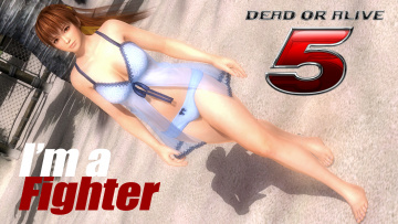 Картинка видео+игры dead+or+alive+5 взгляд девушка