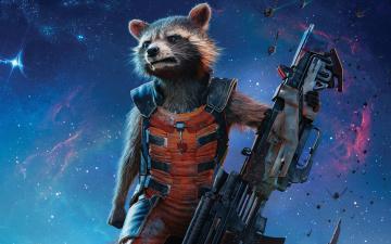 Картинка кино+фильмы guardians+of+the+galaxy+vol +2 rocket raccoon