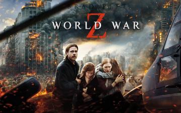 Картинка world war кино фильмы война миров z