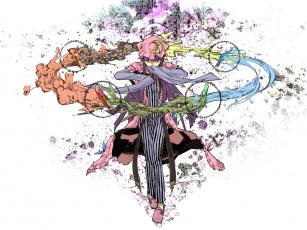 Картинка аниме touhou