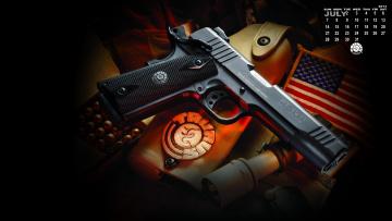 Картинка календари оружие пистолет