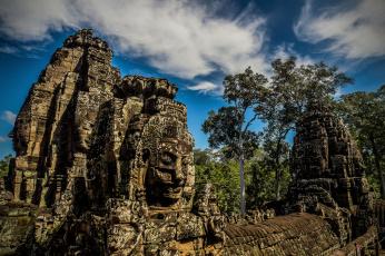 обоя cambodia, города, - исторические,  архитектурные памятники, история, религия
