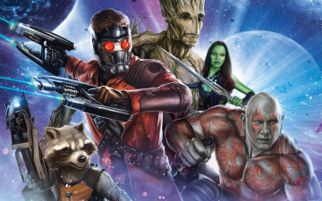 Картинка кино+фильмы guardians+of+the+galaxy rocket groot wooden man guardians of the galaxy marvel