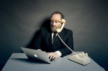 обоя юмор и приколы, ситуация, телефон, человек
