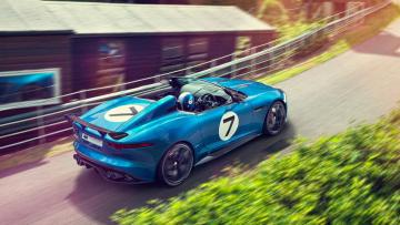 Картинка jaguar+project+concept+2013 автомобили jaguar concept project 2013