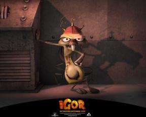 Картинка мультфильмы igor