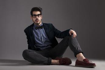 Картинка мужчины -+unsort очки парень