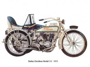 обоя hd, 1915, мотоциклы, рисованные