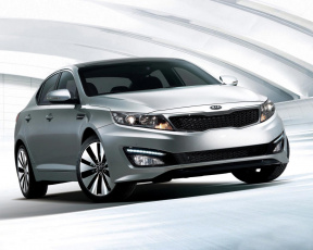 Картинка kia optima magentis 2011 автомобили