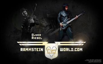 Картинка oliver+riedel музыка rammstein басист