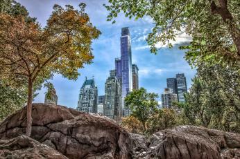 Картинка new+york+central+park города нью-йорк+ сша парк