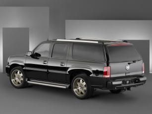 Картинка cadillac+escalade+esv+concept+2004 автомобили cadillac escalade 2004 concept esv