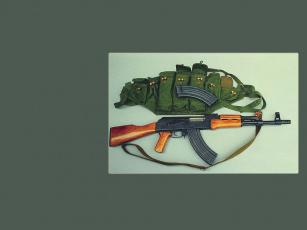 обоя ak, 74, оружие, автоматы
