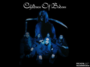 Картинка cob13 музыка children of bodom
