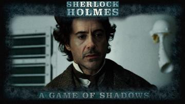 Шерлок Холмс игра теней фильм загрузить