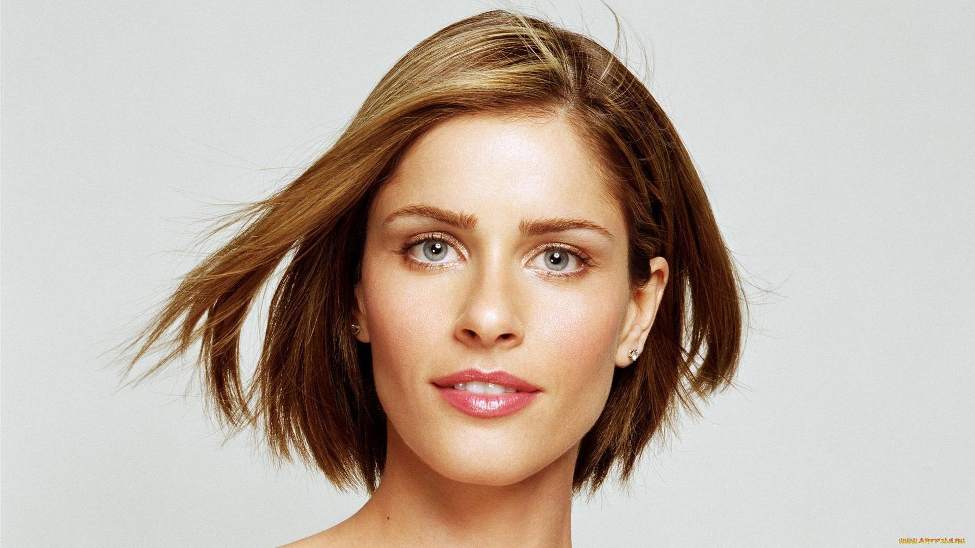 Квадратно-овальное лицо макияж