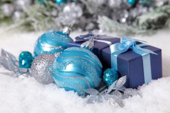 обоя праздничные, шары, ленты, банты, коробки, подарки, шарики