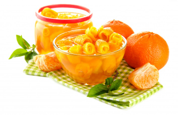 обоя еда, цитрусы, дольки, мандарины
