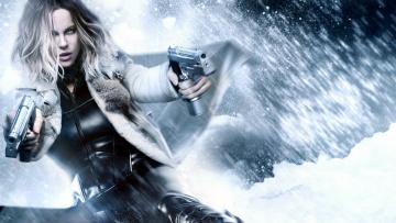 обоя кино фильмы, underworld,  blood wars, оружие