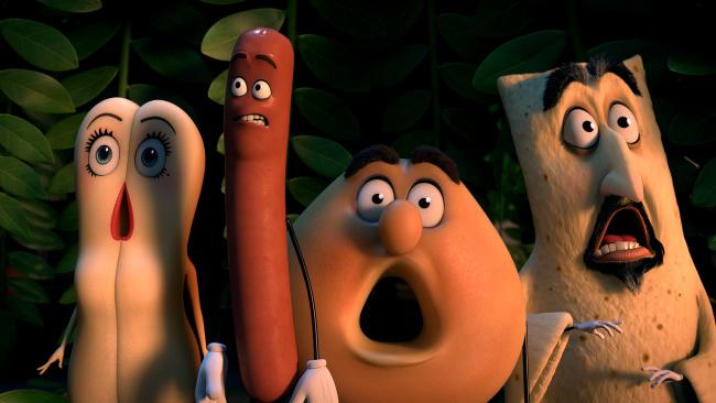 Обои картинки фото sausage party, мультфильмы, персонажи