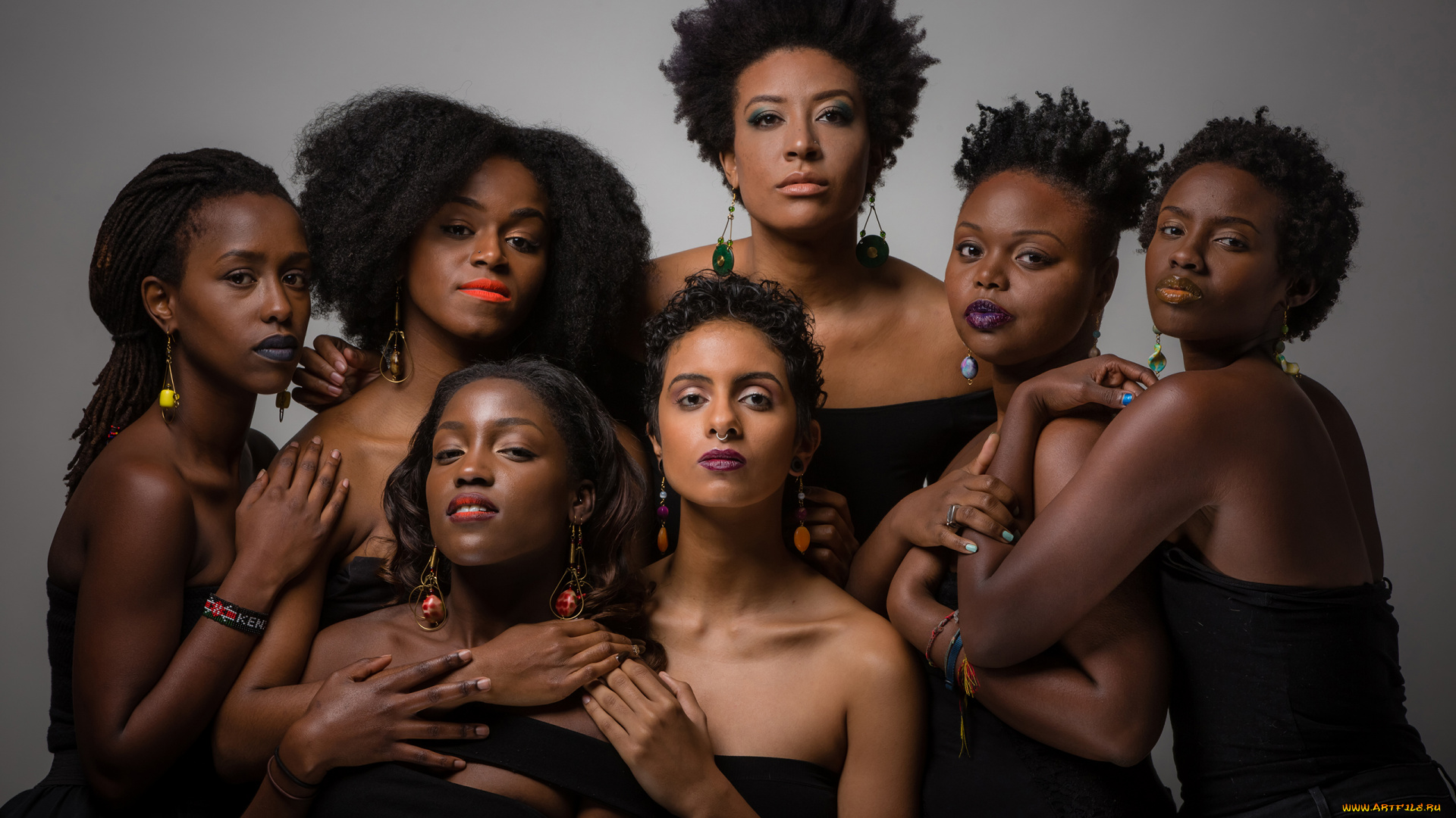 Black girl groups — 4