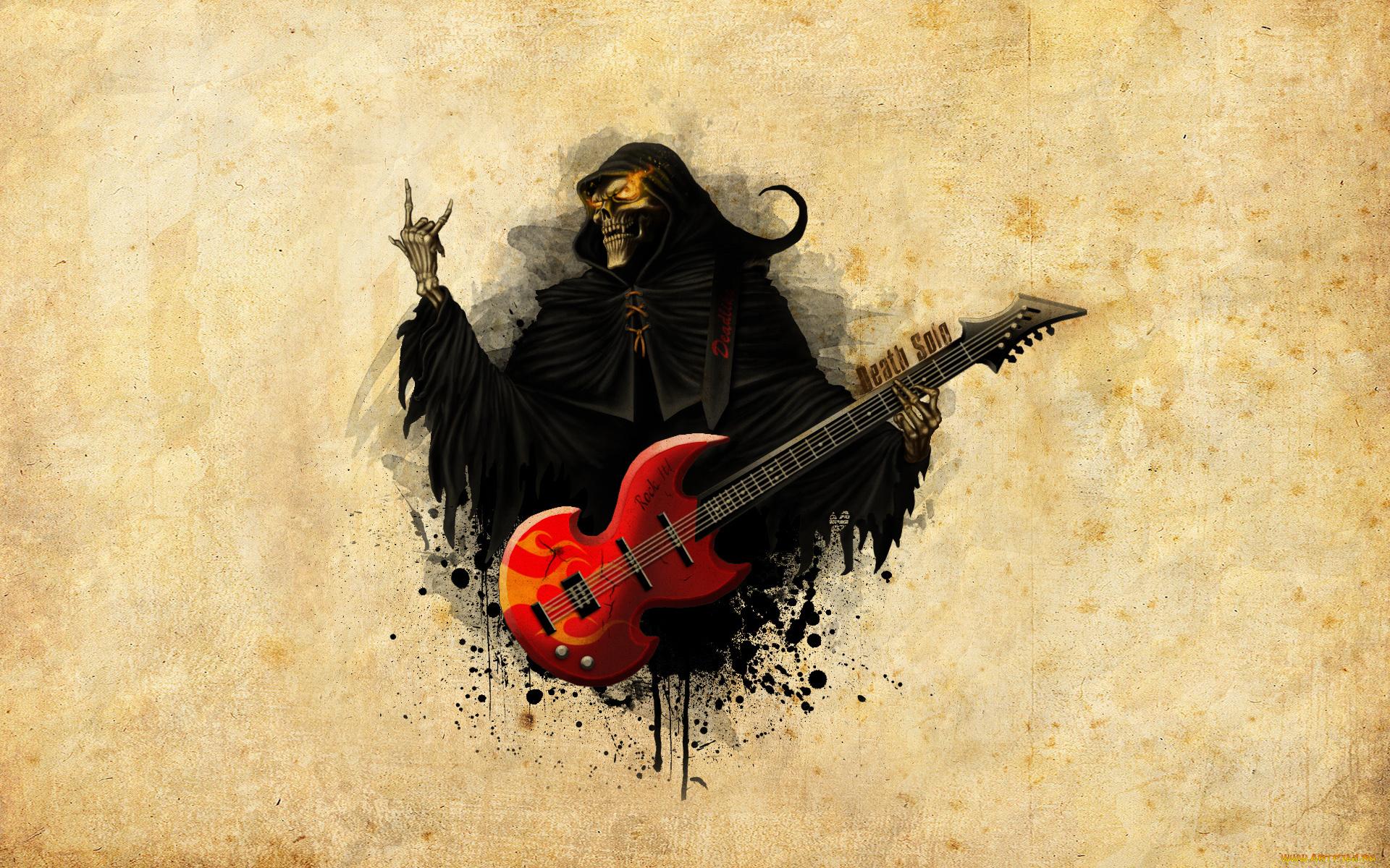 Февраля фоны, картинки на тему рок металл