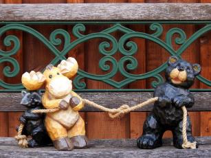 Картинка разное садовые+и+парковые+скульптуры фигуры деревянные