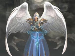 Картинка ангел фэнтези ангелы